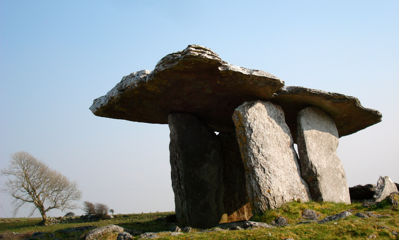 Ireland itinerary the burren