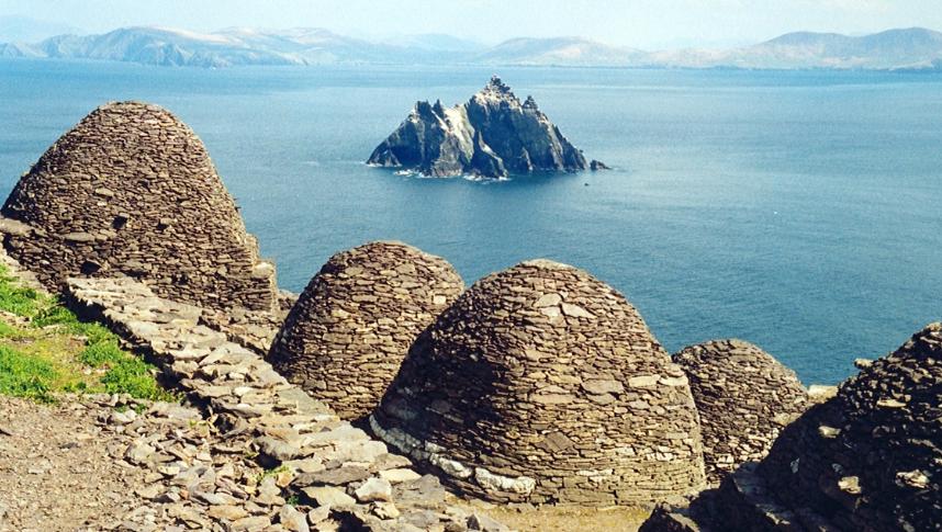 Ireland itinerary skellig