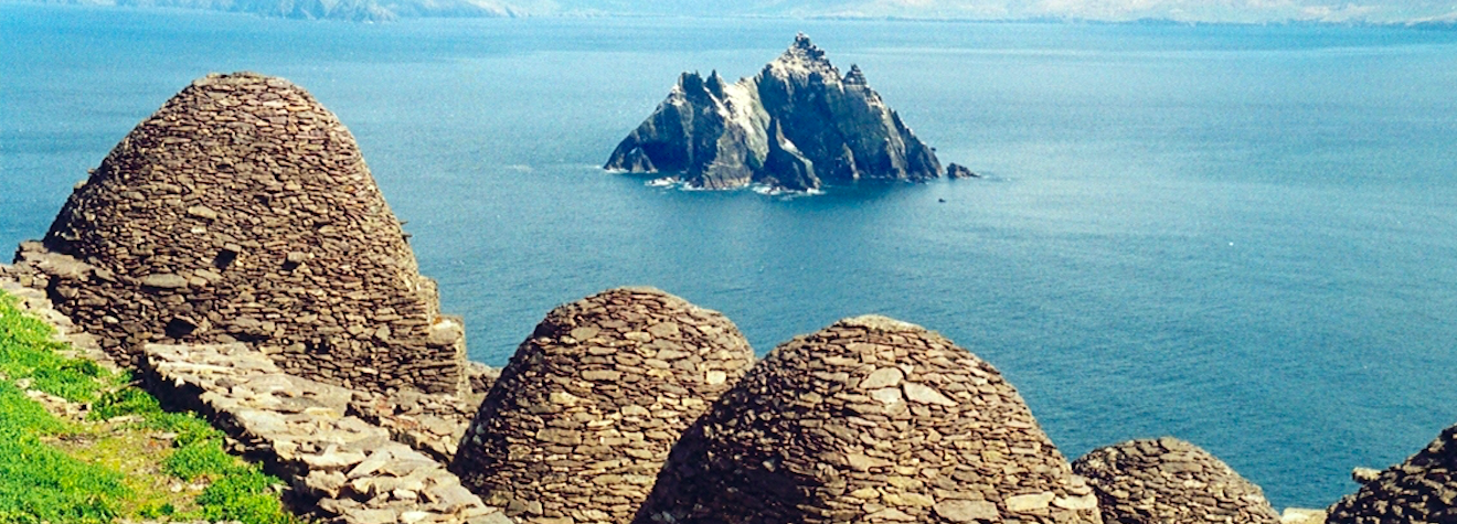 ireland itinerary skellig michael