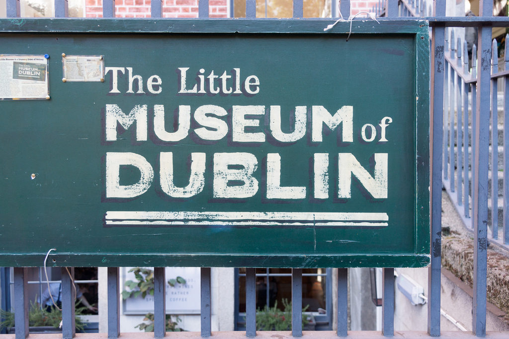 ireland itinerary little museum of dublin