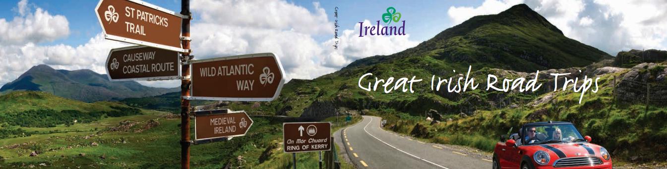 Ireland road trips
